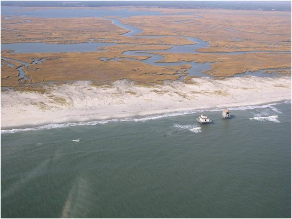 3.3 - Barrier Island Resilience | Virginia Coast Reserve LTER